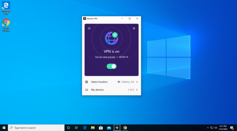 Photo of We test Mozillas new Wireguard-based $5/mo VPN service