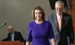 Photo of Pelosi, Schumer Reject GOPs CCP Virus Relief Package