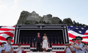 Photo of Trump Celebrates American Freedom, Denounces Cancel Culture on Eve of Independence Day