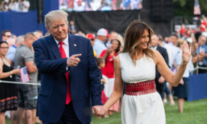 Photo of We Want Unity: Trump Says in Salute to America Speech