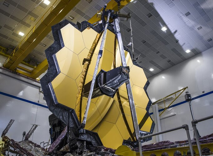 Photo of Webb space telescope launch delayed seven more months to late 2021
