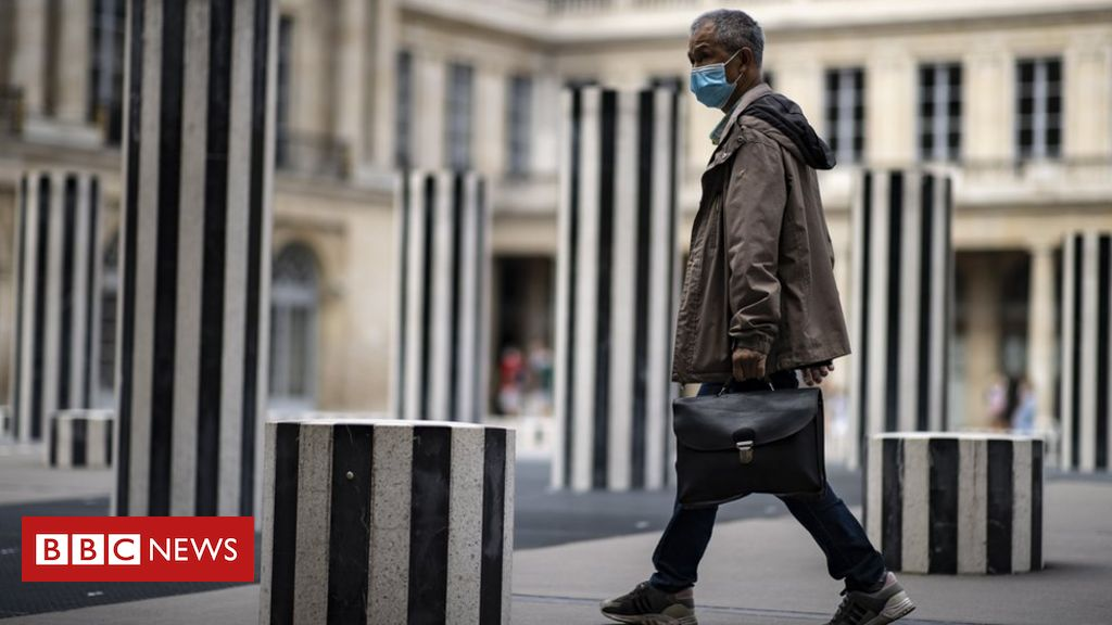 Photo of France: Virus cases spike to 4,700 in a day