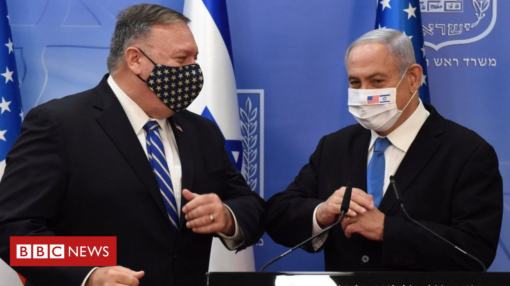 Photo of Pompeo urges more Arab states to make peace with Israel