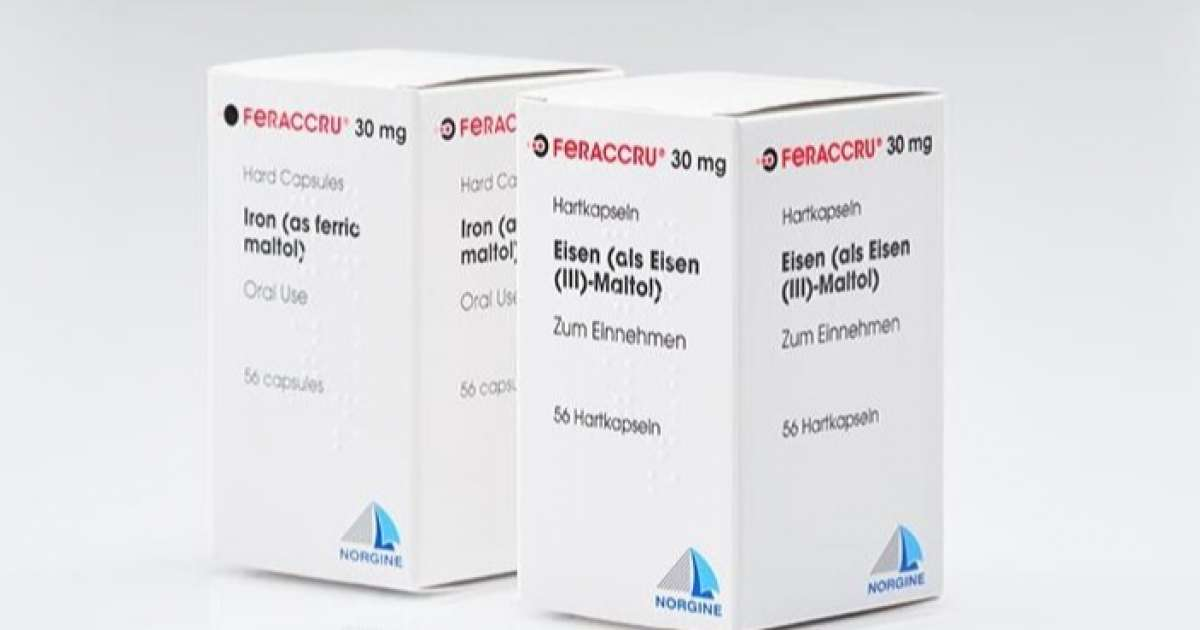 Photo of Shield Therapeutics soars as reanalysis of Feraccru study finds positive results