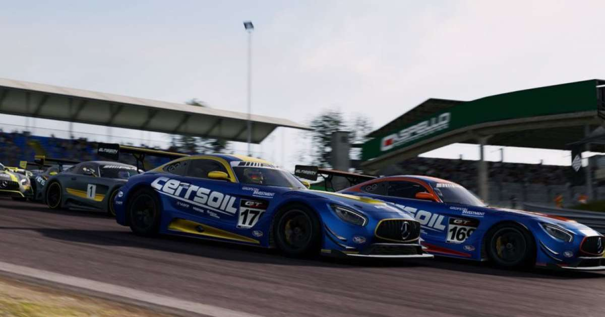 Photo of Codemasters releases Project CARS 3