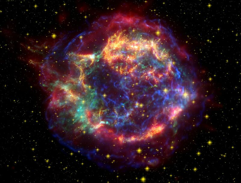 Photo of Researchers propose a supernova triggered the Late Devonian mass extinction