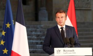 Photo of Macron to Host Fundraising Conference for Beirut as EU Conveys Solidarity