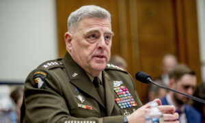 Photo of Top General Says Military Will Play No Role in Presidential Vote