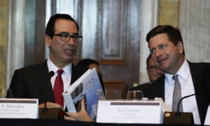 Photo of Mnuchin Says Stimulus Talks Stalled, Hopes Pelosi Interested in More Negotiations