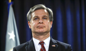 Photo of Trump: Wray Should be More Forthcoming, Barr Should Avoid Politically Correct Outcome