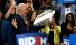 Photo of Trump Says Harris Was His Number One Pick for Biden VP