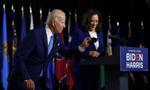 Photo of Biden Campaign Raised $26 Million in 24 Hours After Picking Harris as VP