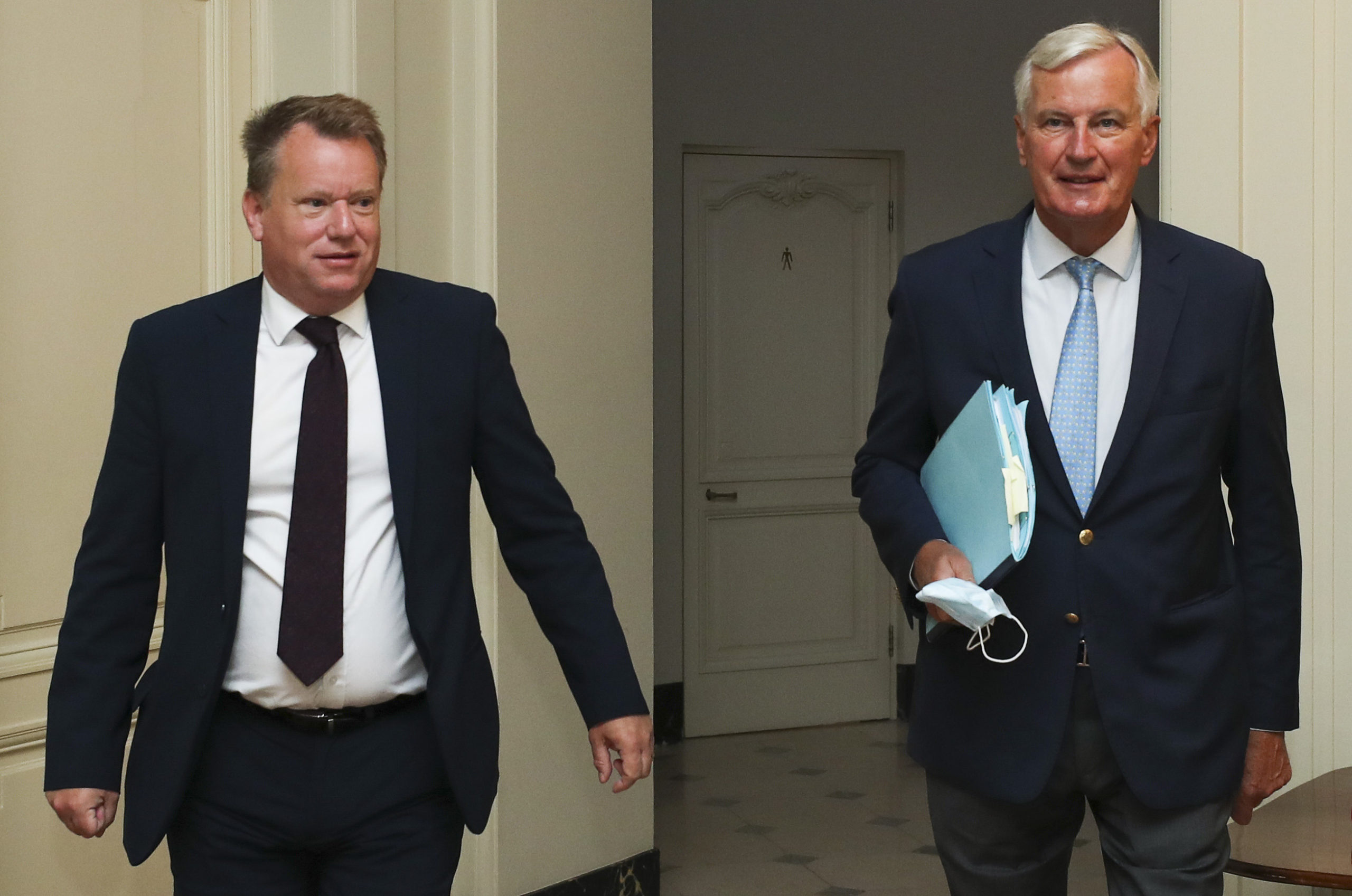 Photo of Brexit talks head for October showdown (again)