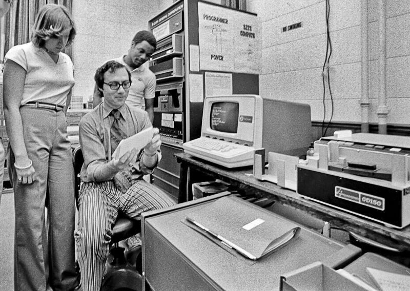 Photo of The Golden Age of computer user groups