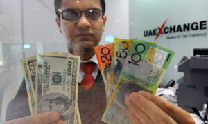 Photo of Cash Stash Linked to Offshore Laundering Found in Sydney