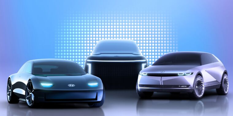 Photo of Hyundai will launch three new electric cars, starting in 2021