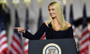 Photo of Trump Says Ivanka Should Become First Female President, Calls Harris Not Competent