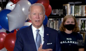 Photo of Biden Says Hes Absolutely Open to Serving 2 Terms as President