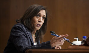 Photo of Kamala Harris Says Police Officer Who Shot Jacob Blake Should Probably Be Charged