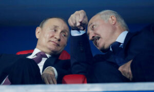 Photo of Putin Says Russia Has Set up Reserve Police Force to Help Belarus Leader If Needed