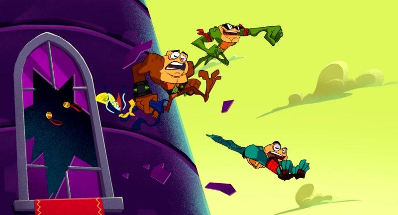 Photo of Battletoads game review: Good moments dont save the toad-al package