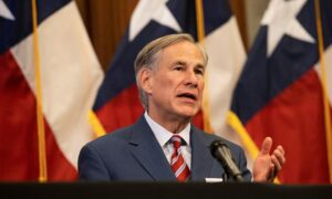 Photo of Texas Governor Proposes Freezing Property Taxes to Cities That Vote to Defund the Police
