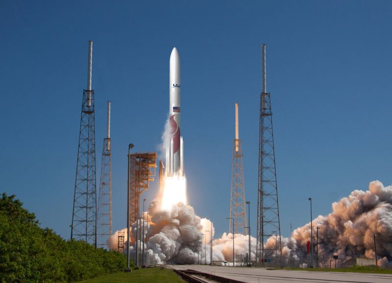 Photo of In a consequential decision, Air Force picks its rockets for mid-2020s launches