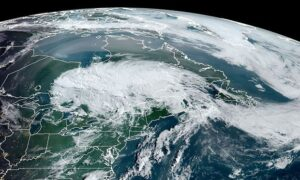 Photo of Downgraded From Tropical Storm, Isaias Soaks Quebec and Causes Power Outages
