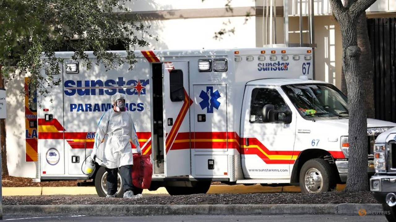 Photo of US records 1.87 million COVID-19 cases, more than 25,000 deaths in July