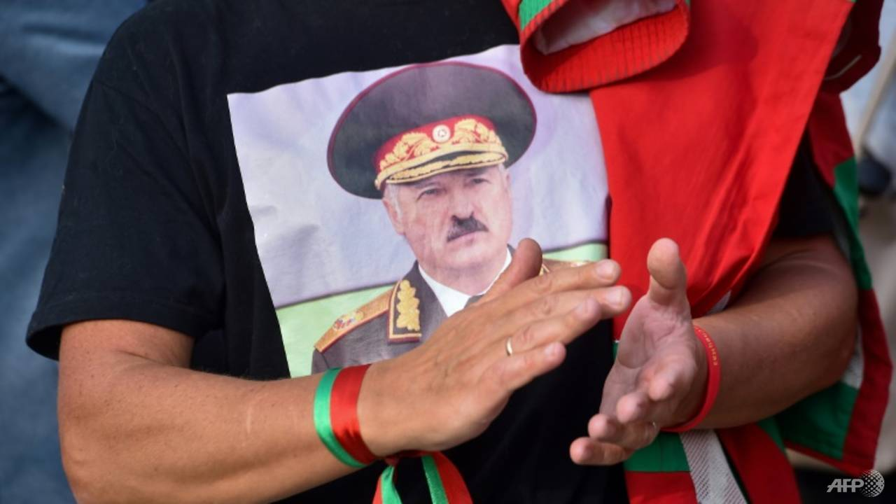 Photo of Belarus strongman orders army to defend borders ahead of protests