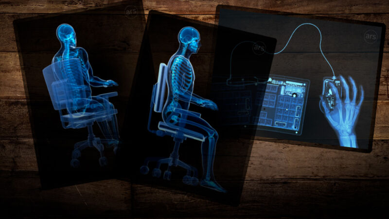 Photo of Lawn chairs and kitchen tables: Ergonomics in the involuntary work-from-home era