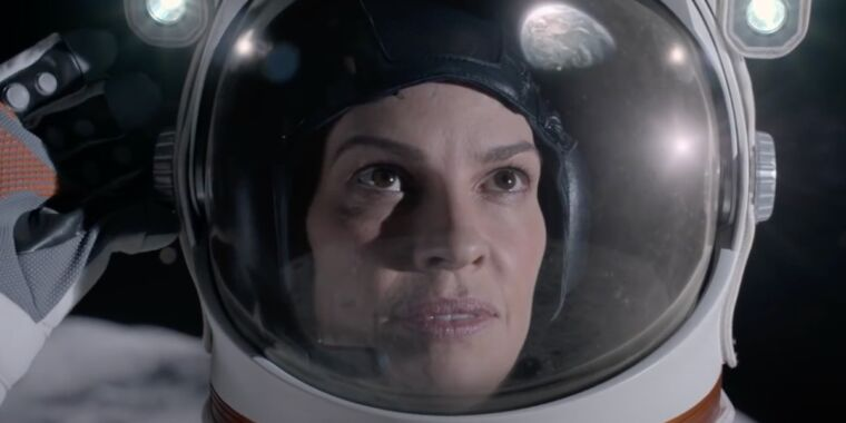Photo of Mission to Mars: Hilary Swank leads an elite team in trailer for Away