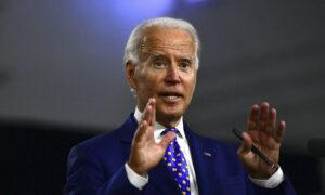 Photo of Biden Not Traveling to Milwaukee to Accept Democratic Nomination