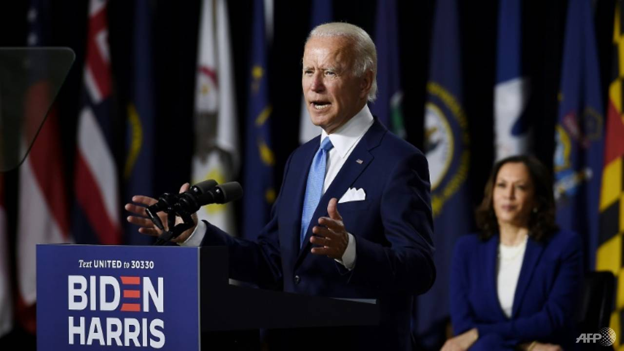 Photo of Biden, Harris focus White House campaign on COVID-19 crisis