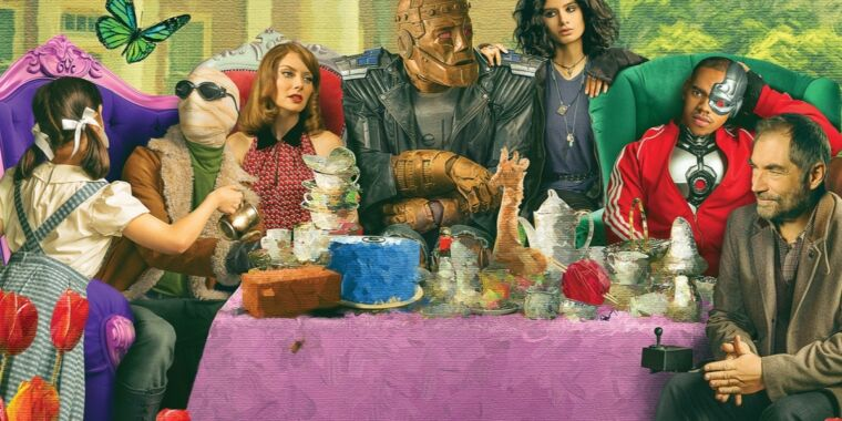 Photo of Review: Doom Patrol comes back strong with  fierce and fun S2