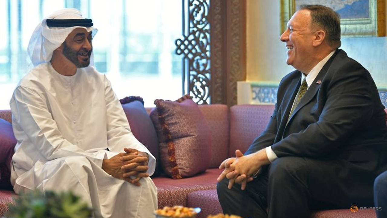 Photo of Commentary: UAE-Israel deal has less to do with Iran but more with the US and China