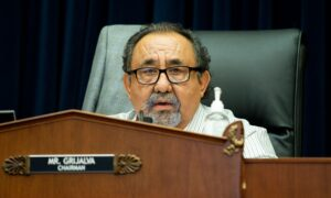 Photo of Rep. Grijalva Tests Positive for COVID-19