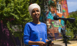 Photo of Ilhan Omar Defeats Challenger in Minnesota Primary