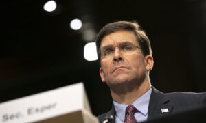 Photo of Defense Secretary Esper Committed to Serving As Long As Wanted by President: Source