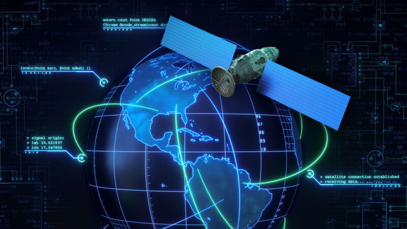 Photo of Insecure satellite Internet is threatening ship and plane safety
