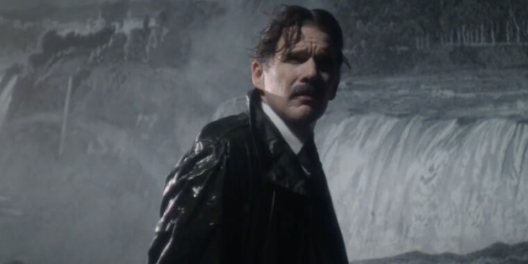 Photo of Tesla is a fittingly unconventional biopic of a most unconventional man