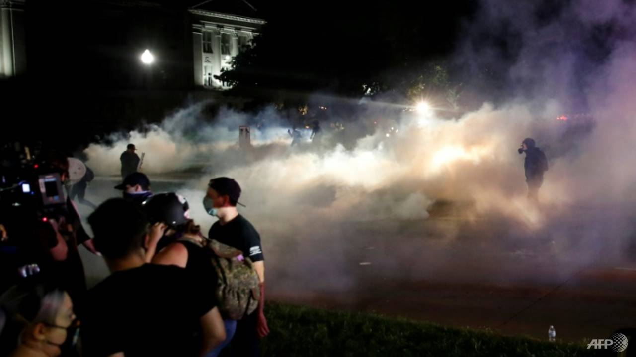 Photo of One dead, two injured in US protest shootings: Media