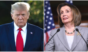 Photo of Trump Says Pelosi, Schumer Want to Meet on Pandemic Relief Bill