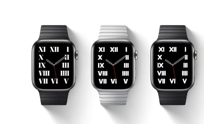 Photo of Apple announces two new Apple Watches, iPad and subscription services