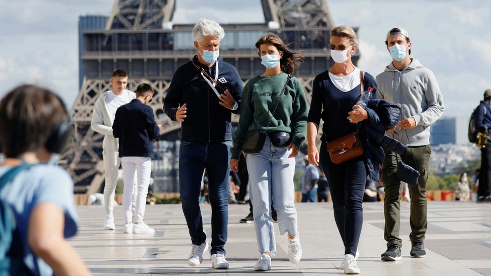 Photo of Coronavirus: France sets daily record with almost 10,000 new cases