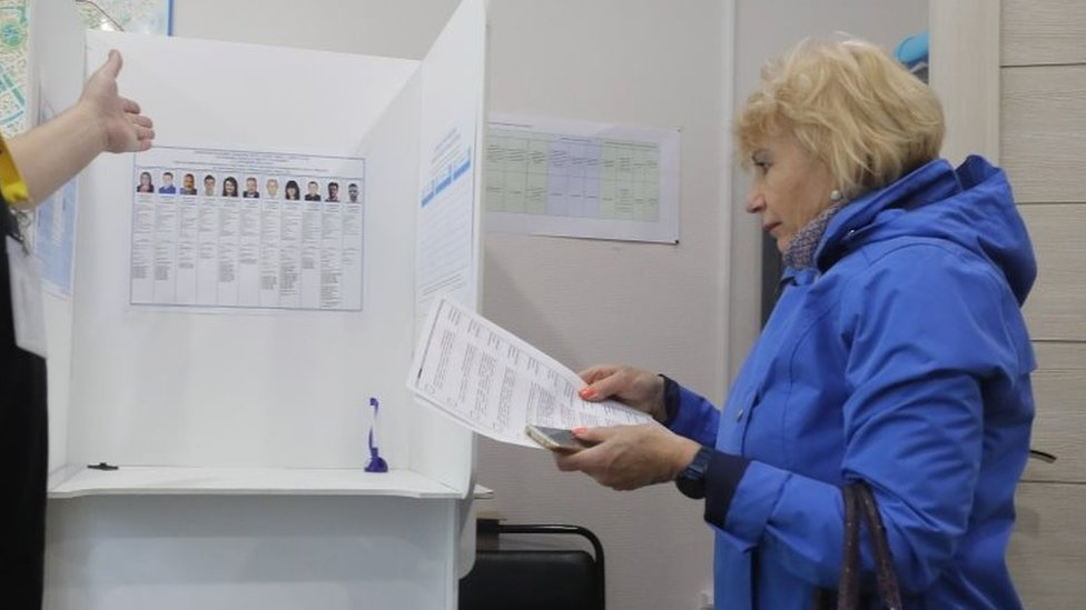 Photo of Russia: Local elections test Kremlin party's grip on power