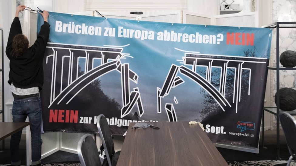 Photo of Switzerland firmly rejects end of free movement with EU – projection