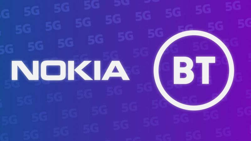 Photo of Nokia clinches 5G deal with BT to phase out Huawei's kit in EE network