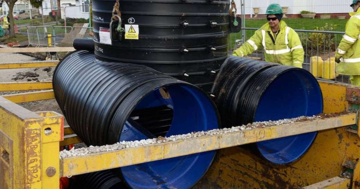 Photo of Polypipe says trading almost back to normal but not ready to pay dividend yet