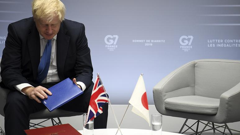 Photo of UK secures free trade agreement with Japan in first major deal as independent trading nation